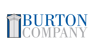 Burton Company Logo | new homes for sale