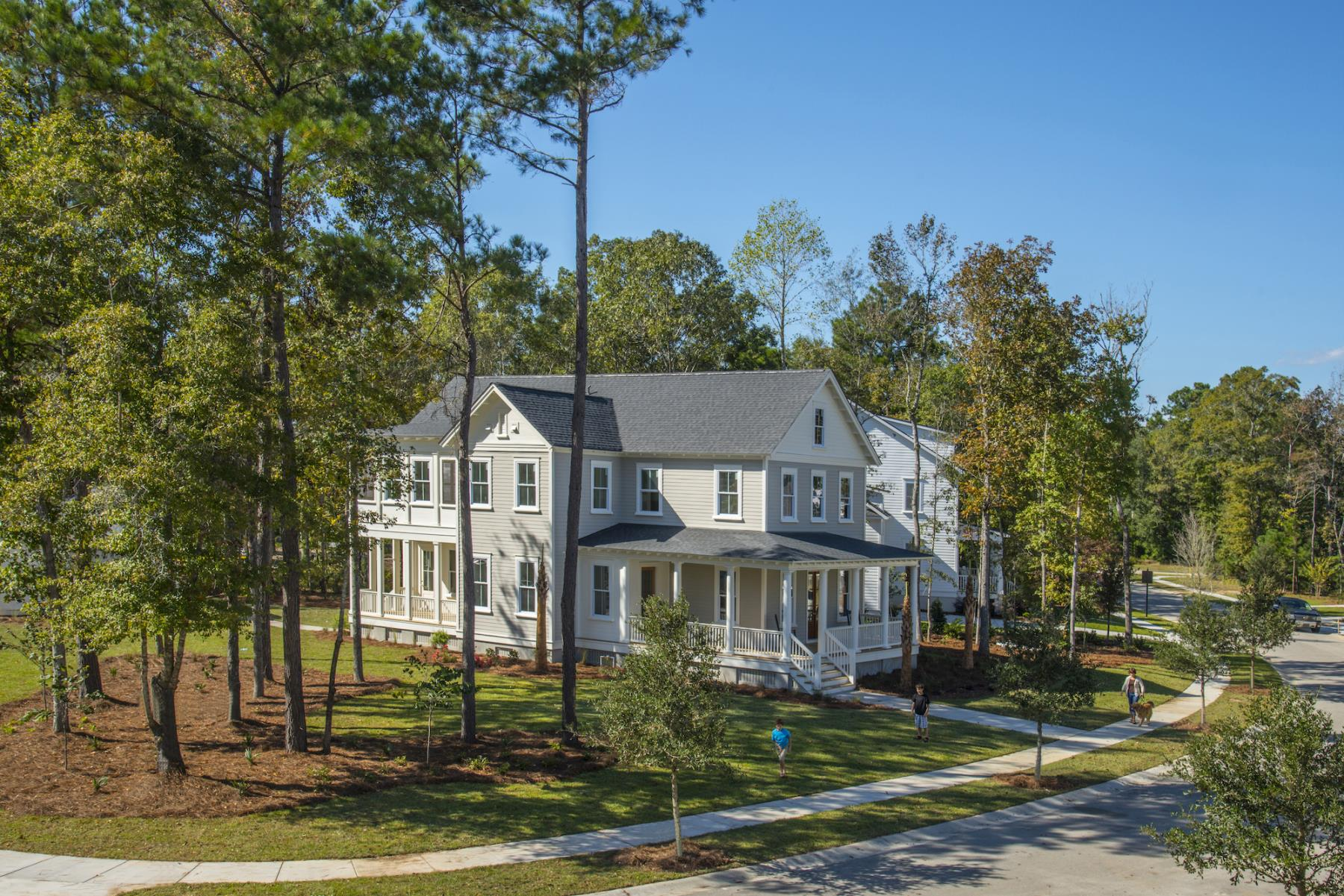 Carolina Park Mount Pleasant Riverside Custom Homes