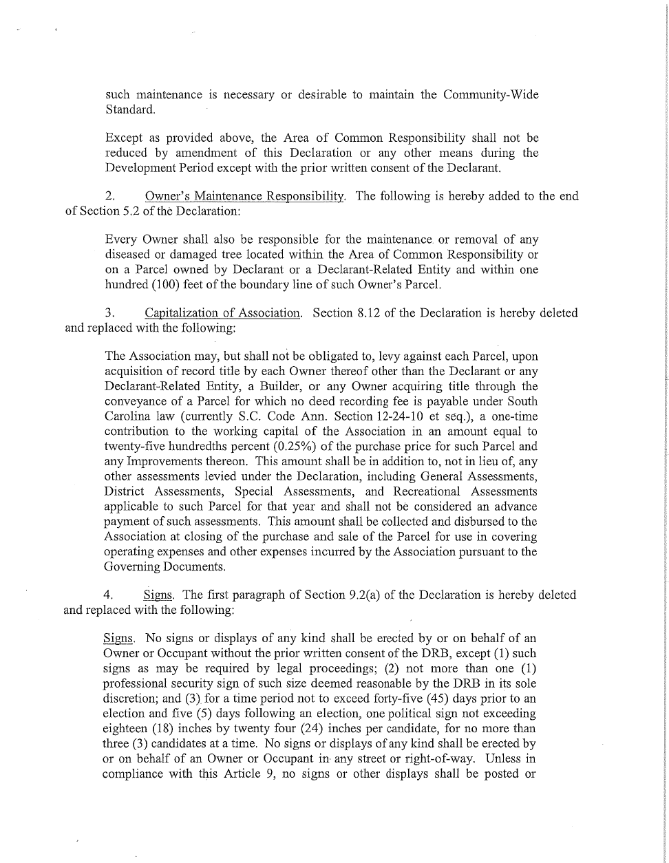 Owner Documents :: Carolina Park