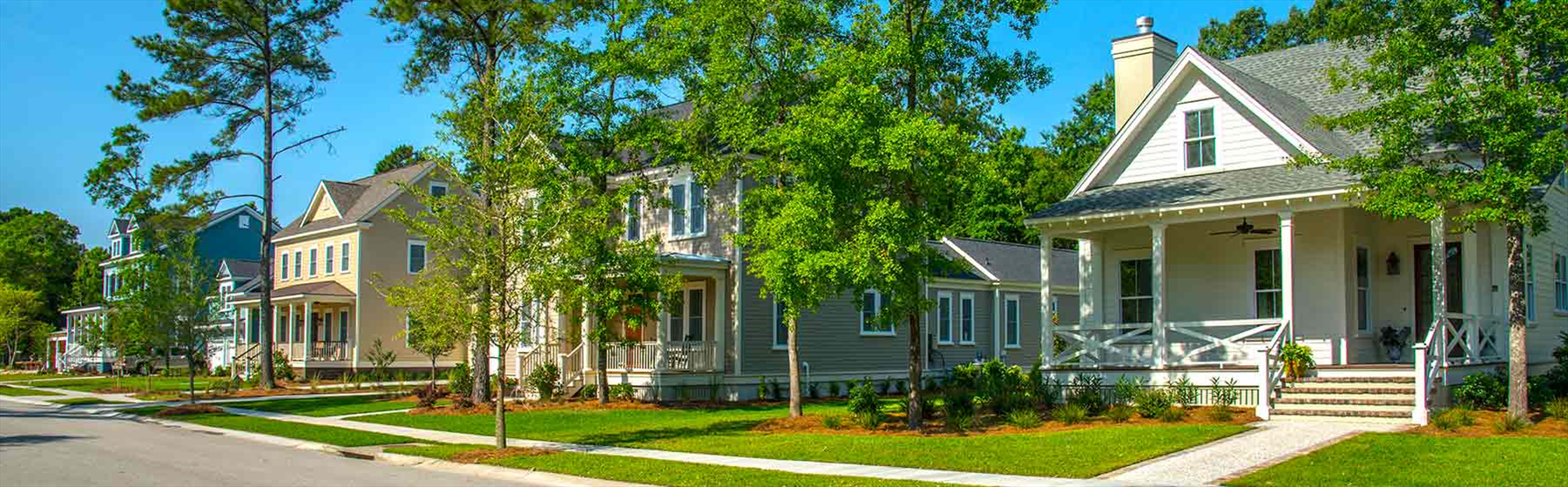 Carolina Park Custom Homes | Mount Pleasant SC