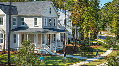 Carolina Park Riverside community homes