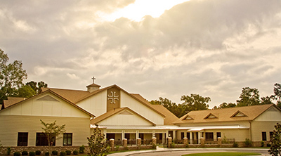 Carolina Park Amenities | Catholic Church
