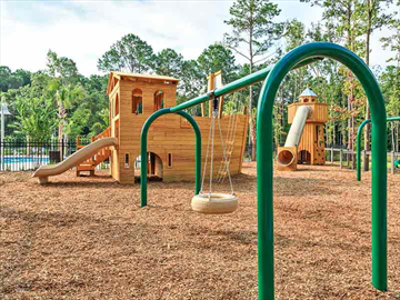 Children's park and play area at Residents Club