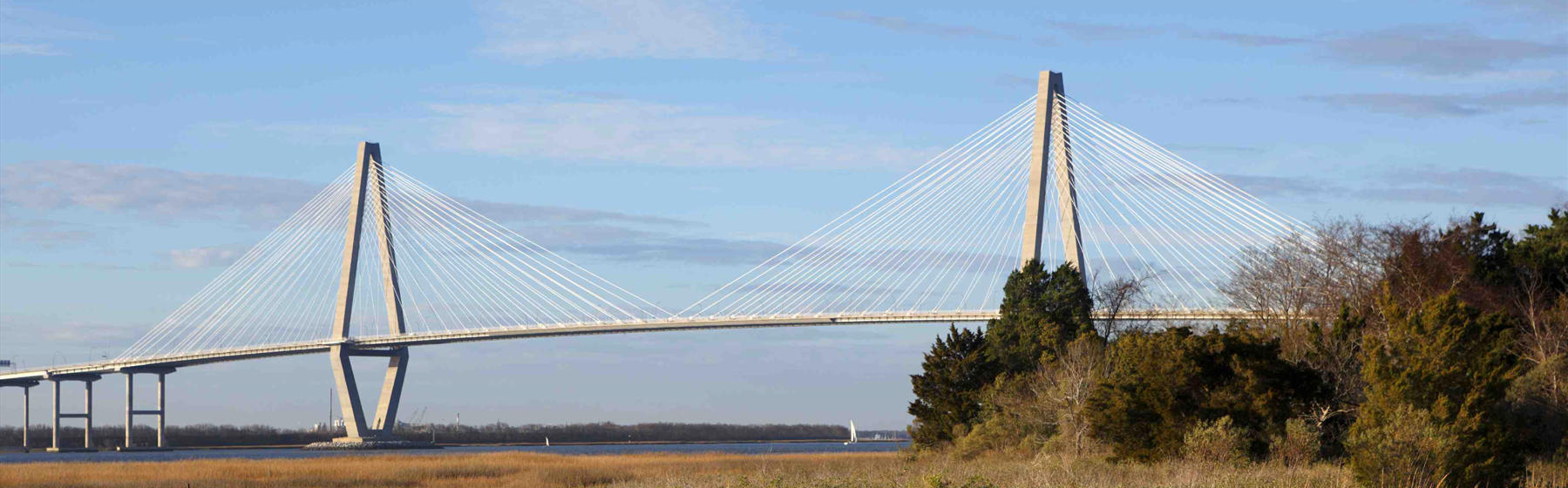 Cooper River Bridge | Mount Pleasant SC | Carolina Park Real Estate