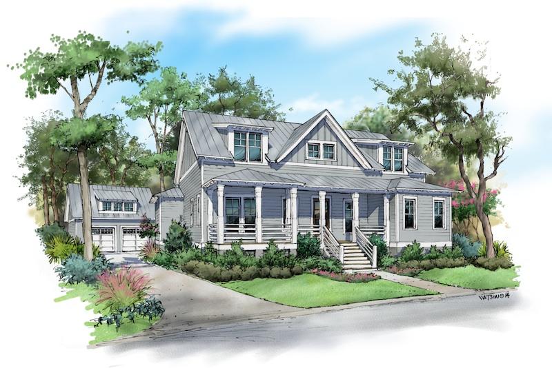 Carolina Park Welcomes New Custom Home Builder