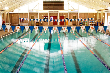 Mt Pleasant amenities | Indoor Pool