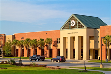 Mt Pleasant amenities | Wando High School