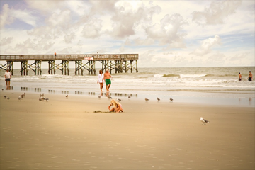 Mt. Pleasant, South Carolina |  beach community