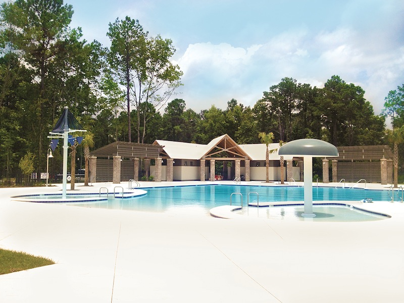 News and Announcements | Carolina Park community pool