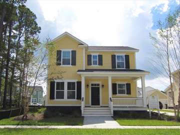 Ryland Savannah A floor plan | Private community SC | Ryland homes charleston