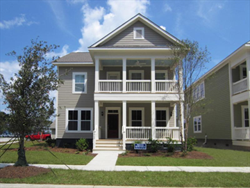 Ryland Savannah two story floor plan |  Mount Pleasant homes | Ryland homes charleston