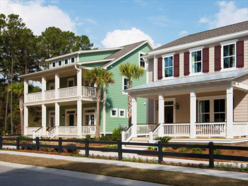 Ryland homes | Ryland homes charleston | lowcountry real estate | Carolina Park homes