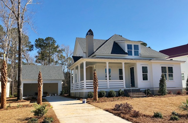 Structures building co homes for sale charleston sc for Seneca custom homes